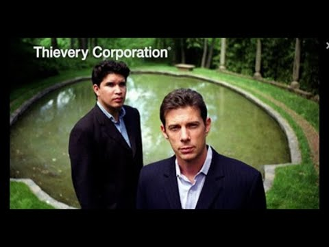 Thievery Corporation hónap van