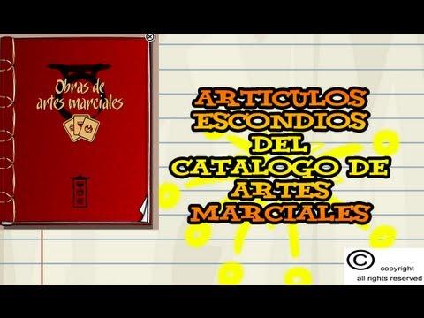 Articulos escondidos en el Catalo de Artes Marciales! (Junio 2013)