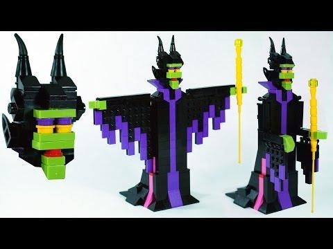 How To Build LEGO Disney Maleficent