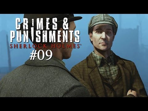 Let's Play Sherlock Holmes: Crimes & Punishments #09 - Das Rätsel auf den Gleisen