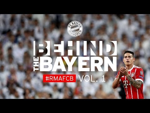 With FC Bayern on the way to Real Madrid | Behind the Bayern #1 thumbnail