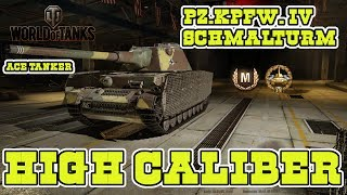 World of Tanks // Pz.Kpfw. IV Schmalturm // Ace Tanker // High Caliber // Xbox One