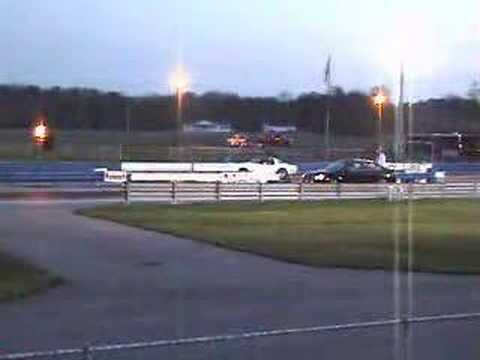 2004 Nissan Altima 3.5SE 1/4 mile run (2) Video