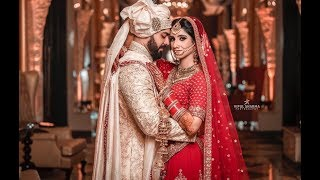 A TRADITIONAL INDIAN WEDDING 2018 | CINEMATIC HIGHLIGHTS | THE LIFE OF B