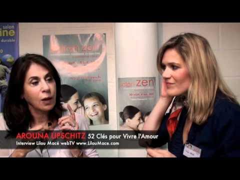 (FR) 52 clés pour vivre l'amour - Arouna Lipschitz