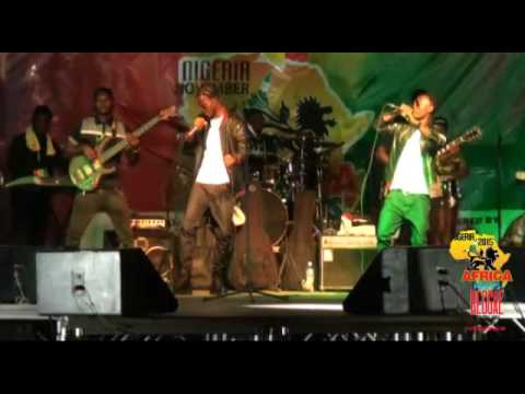T Banks performing live at World Music Festival