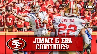Live! NFL Insiders See A Big 2019 Ahead For Jimmy Garoppolo And 49ers
