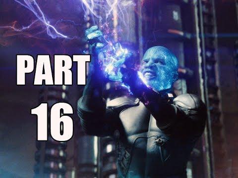 THE AMAZING SPIDER-MAN 2 VIDEOGAME WALKTHROUGH - PART 16 - ELECTRO (HD)