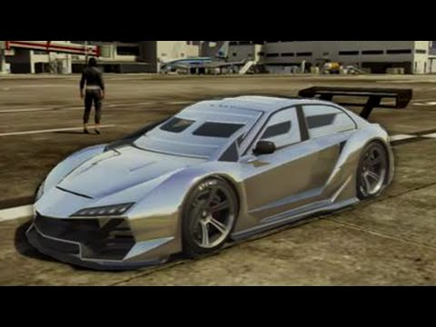 GTA 5 CRAZY CAR CUSTOMIZATIONS! Awesome Concept Cars in GTA 5 (Episode 4)