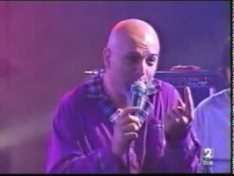 Sr. cobranza - Bersuit en España 1999 Video