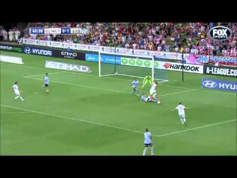 Melbourne City 1-2 Sydney FC