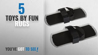 Top 10 Fun Rugs Toys [2018]: Simtec Fun Slides Carpet Skates - Silver