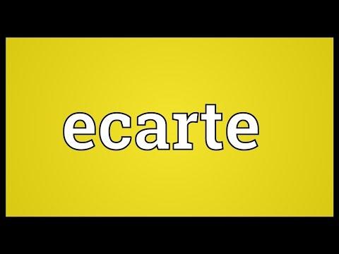 Header of ecarte