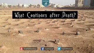 What Continues After DEATH?