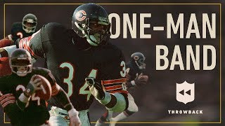 The Greatest Season by a Running Back in NFL History | NFL Vault Stories