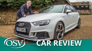 Audi RS3 - Faster, easier to live with and more expensive