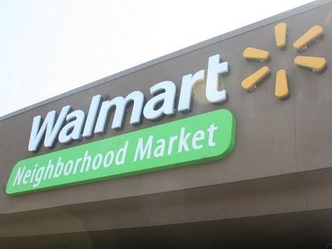 Walmart Neighborhood Market Tour