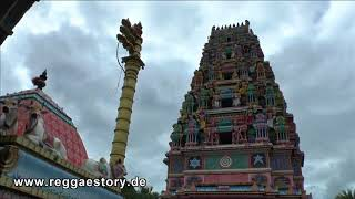 Shri Sockalingum Meenatchee Ammen Temple - Port Louis - Mauritius - 12.06.2018
