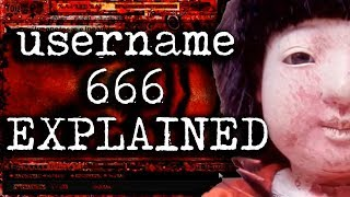 This Disturbing Viral Video's True Origins | Username666 & Nana825763 EXPLAINED
