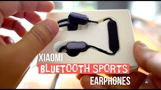 Xiaomi Youth Wireless Bluetooth Earphone REVIEW and UNBOXING
