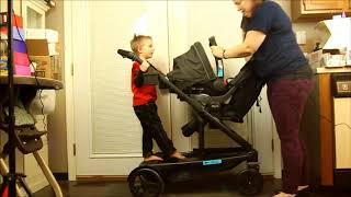 Graco Uno2Duo Stroller and Car Seat Travel System