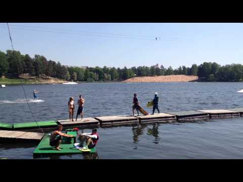 Суздальские озера - 24 мая, спортивные развлечения на воде