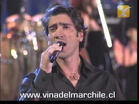 Alejandro Fern�ndez - Alejandro Fern�ndez, Est�s Aqu�, Festival de Vi�a 2001