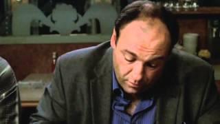 Bobby ponders about Quasimodo - The Sopranos HD