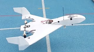 DIY VTOL (Vertical Take Off & Landing) Aircraft