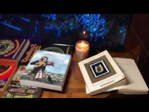 Letting My Dead Books Watch The Webcast: Grateful Dead 7-3-2015 Chicago Dead50