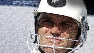 AN EXTRAORDINARY INNINGS: Tribute to Martin Crowe | SKY TV
