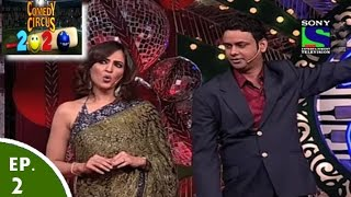 Comedy Circus 20-20 - Episode 2- Charu Sharma as special guest.