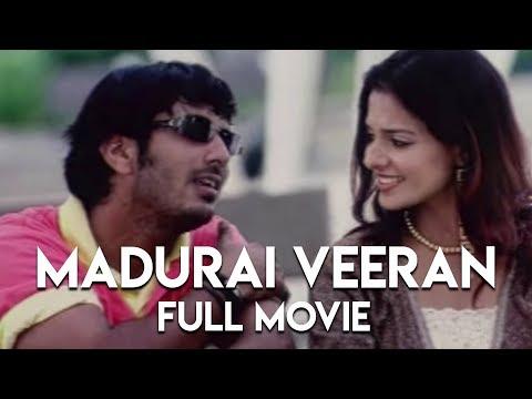 Madurai Veeran Full Tamil Movie | Jithan Ramesh, Saloni Aswani, Ganja Karuppu.