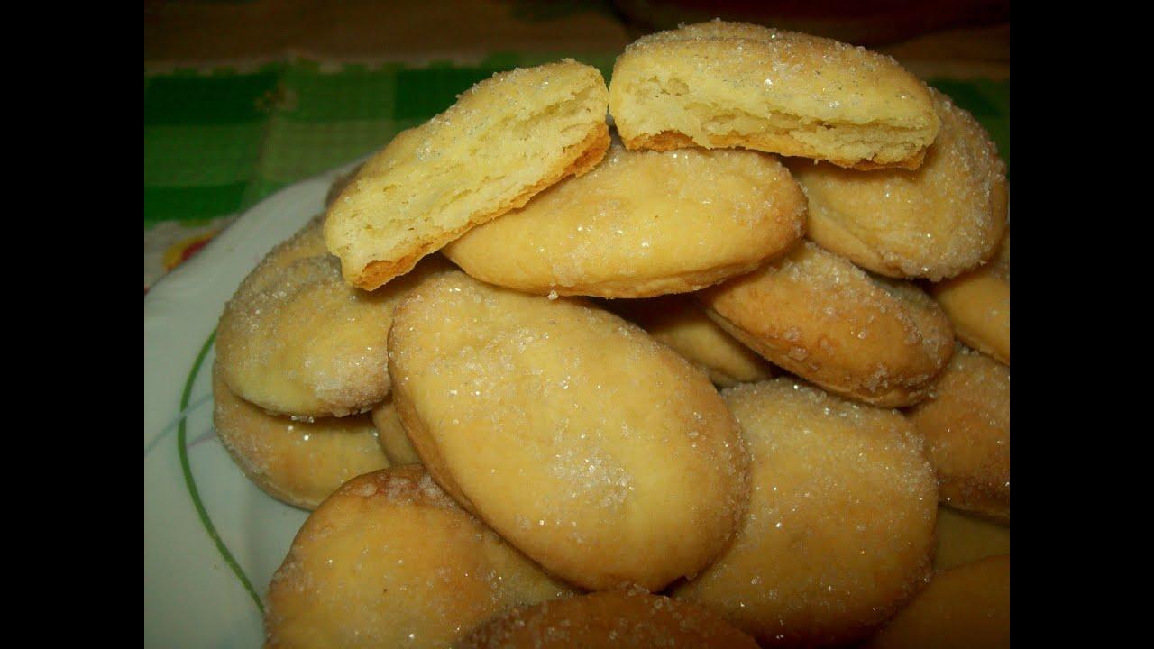 Печенье тающее во рту рецепт
