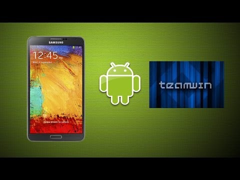 How To Install TWRP Recovery on Samsung Galaxy Note 3