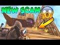 Lagu *NEW SCAM* Gun Slide Scam! (Scammer Gets Scammed) Fortnite Save The World