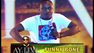 Funny Bone Amuse Fans At The Abuja Invasion 2011