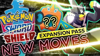 NEW MOVES! WATER TYPE U-TURN?! Pokemon Sword and Shield ⚔️🛡️