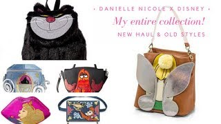 My Entire Daniellenicole X Disney Handbag Collection