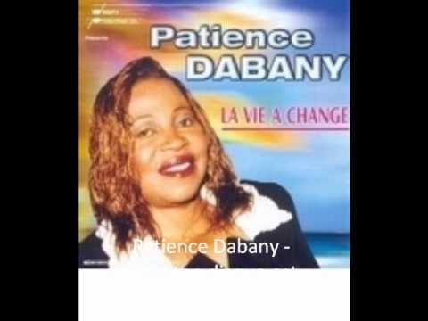 Patience Dabany - cheri ton disque est rayé