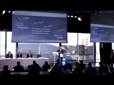 Highlights: Airbus' 2015 year-opening press conference
