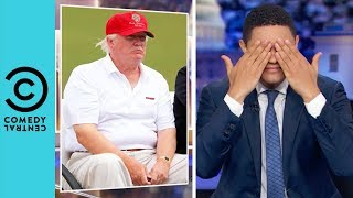 Donald Trump Ditches A World War I Ceremony   The Daily Show With Trevor Noah