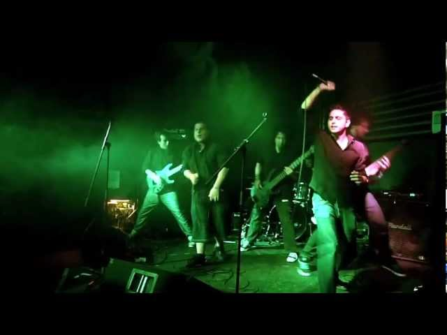 Nexus - Vanishing Points (Live at Euroblast 8)