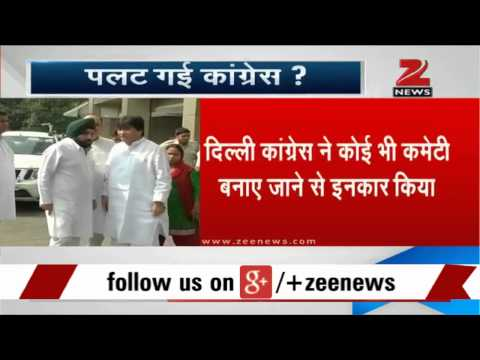 Jagdish Tytler, Sajjan Kumar to campaign in Delhi, Congress denies