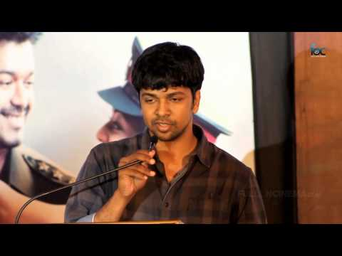 Lyricists of Thuppakki – Viveka, Pa Vijay, Madhan Karky, Na Muthukumar | Full On Cinema