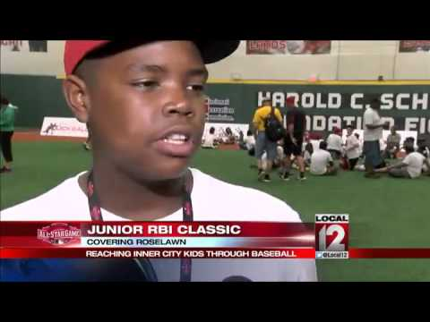 Junior RBI Classic; Reaching inner city kids through basebal