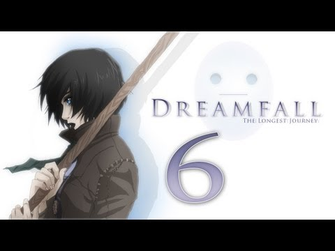 Cry Plays: Dreamfall: The Longest Journey [P6]
