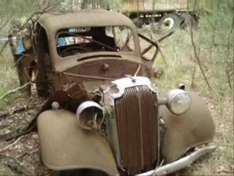 Abandoned cars, trucks & machinery. Part 2