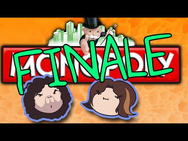 Monopoly: FINALE - PART 5 - Game Grumps VS