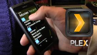 Plex Mobile Media Server - CES 2012